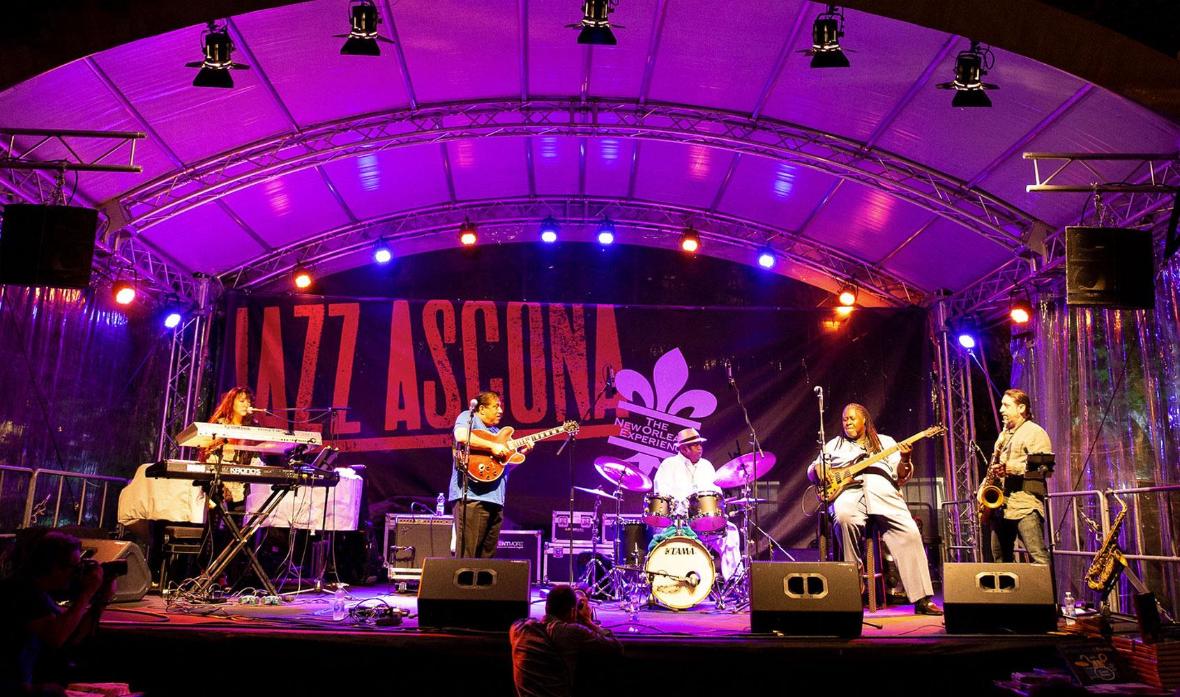 Ascona Jazz - Foto di Massimo Pedrazzini - fotopedrazzini.ch