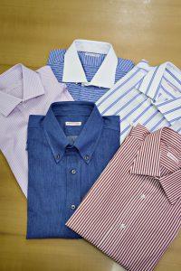 Scelta di camicie