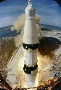 Lancio dell'Apollo 11
