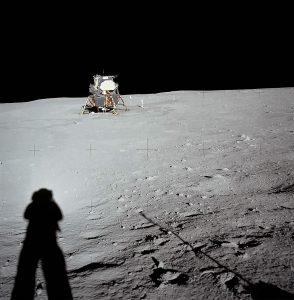 Il Lem in uno scatto di Armstrong