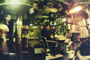Camera di manovra sommergibile Cossato