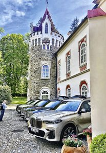 Esposizione BMW