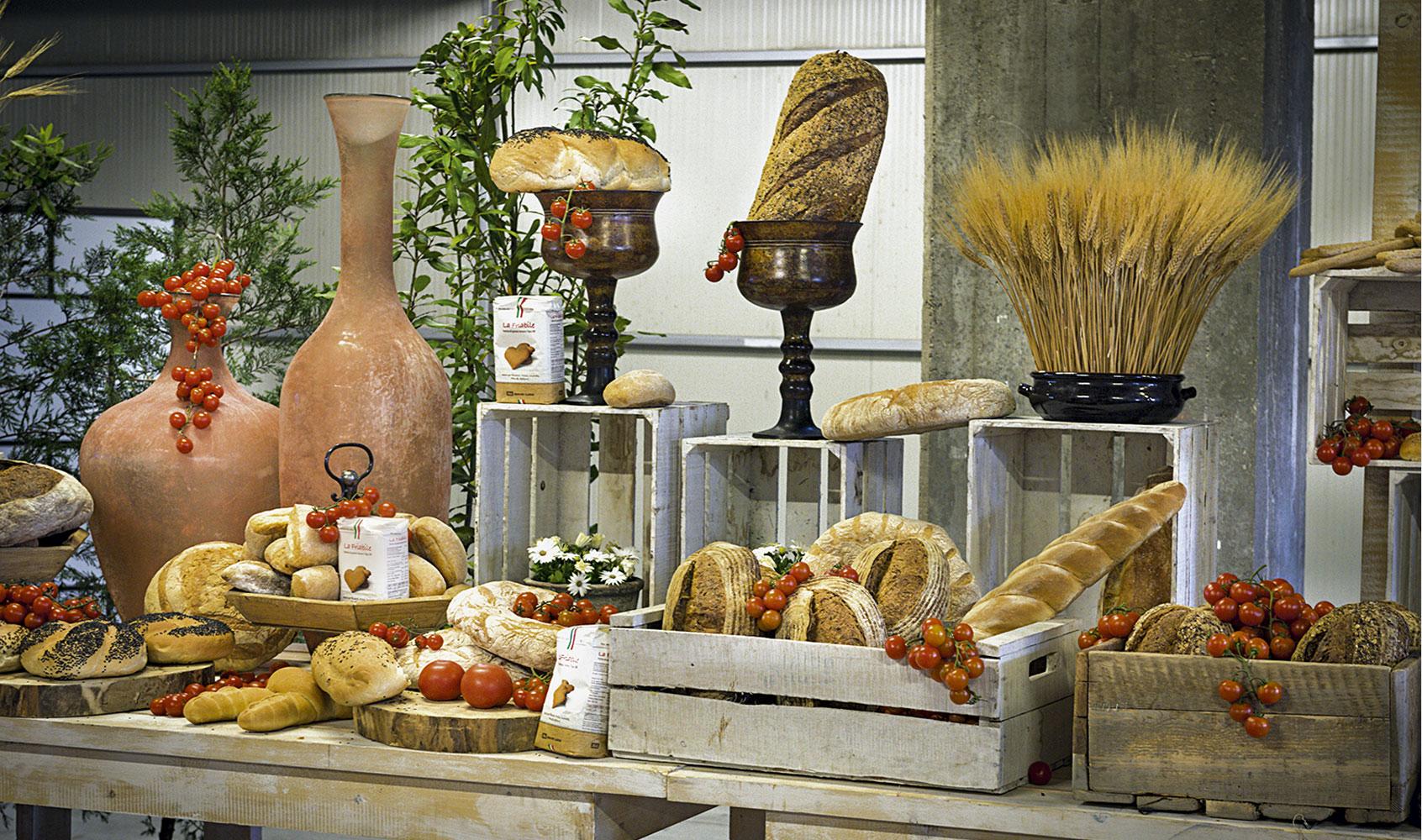 Gustoso angolo del pane