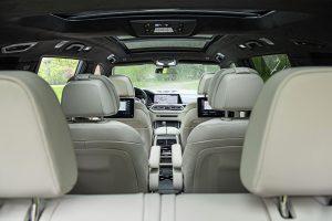 Interni BMW X7