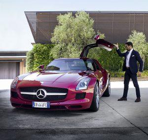 Mercedes- Benz Sls