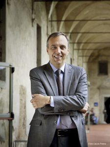 Remo Morzenti Pellegrini, rettore dell'Università degli studi di Bergamo