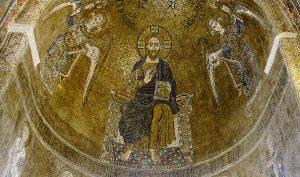 Mosaico Cirsto